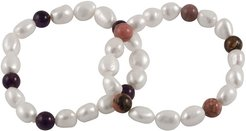 Splendid Pearls 8-9mm Pearl Bracelet