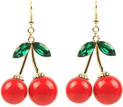 Eye Candy LA Cherry Bomb Earrings