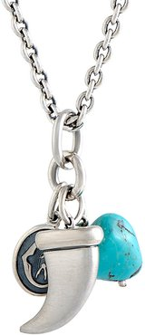 Charriol Stainless Steel Turquoise Necklace