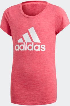 ID Winner Tee Real Pink M Kids