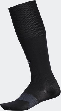 Metro Soccer Socks 1 Pair Black S