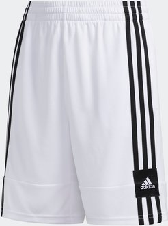 Iconic 3G Speed X Shorts White M Kids