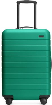 The Bigger Carry-On in Sea Green