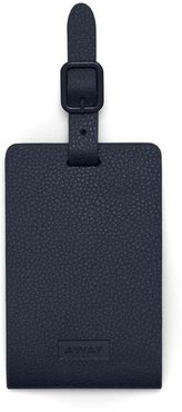 The Luggage Tag in Navy