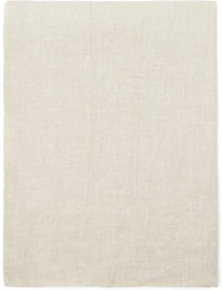 260cm X 175cm Linen Tablecloth - Cream