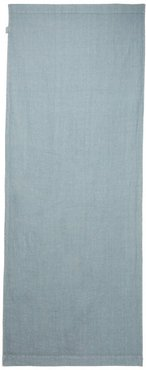 Linen Table Runner - Light Blue