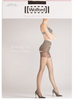 Synergy 20 Tights - Womens - Black