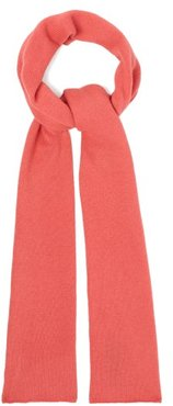 Light Cashmere Scarf - Womens - Pink