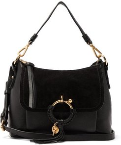 Joan Small Leather Cross-body Bag - Womens - Black