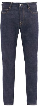 Sm001 Cotton-blend Slim-leg Jeans - Mens - Denim