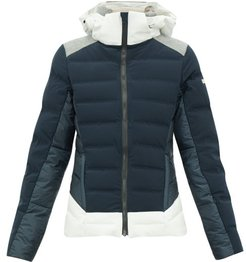 Amestris Down-filled Ski Jacket - Womens - Navy
