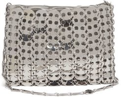 Iconic 1969 Chain Bag - Womens - Silver