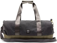 Choob Upcycled Canvas And Ripstop Holdall - Mens - Multi