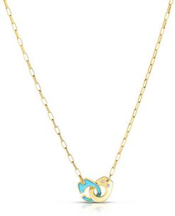 Partners in Crime Classic Necklace