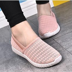 Plain Flat Round Toe Casual Sport Sneakers clothes shopping near me, shoping,