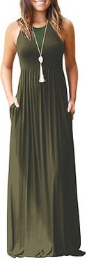 Spaghetti Strap Plain Maxi Dress clothing stores, cheap online stores, Empire Maxi Dresses, homecoming dresses, long red dress