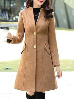 Collarless Plain Coat shoping, shoppers stop, winter clothes for women, black jacket mens