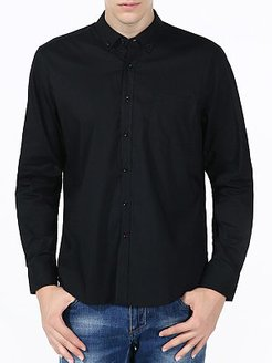 Solid Patch Pocket Men Shirts stores and shops, shoppers stop, Plain Men Shirts,