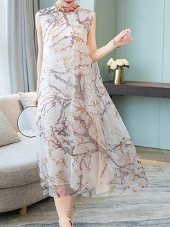 Round Neck Printed Maxi Dress shop, clothing stores, printing Maxi Dresses, lace maxi dress, petite maxi dresses
