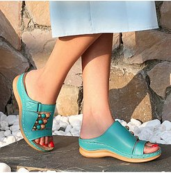 vintage beaded bohemian wedge slippers stores and shops, online stores,