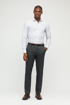 Stretch Lightweight Weekday Warriors Pants Straight Fit by Bonobos - Black Pepper
