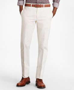 Extra Slim Fit Stretch Supima Cotton Trousers