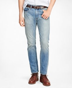 Supima Denim Slim Fit Jeans