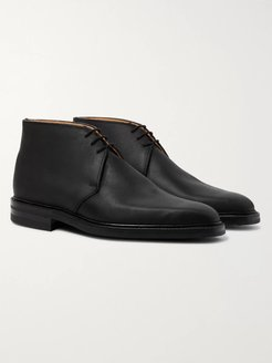 Nathan Suede Chukka Boots - Men - Black