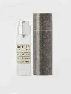 Baie 19 Eau De Parfum Travel Tube, 10ml - Men - Colorless
