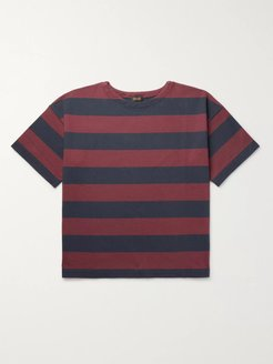 Striped Cotton T-Shirt - Men - Multi