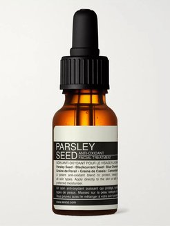 Parsley Seed Anti-Oxidant Facial Treatment, 15ml - Men - Colorless