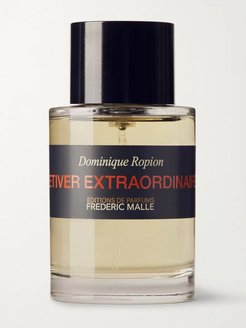 Vetiver Extraordinaire Eau de Parfum - Pink Pepper, Haitian Vetiver, Sandalwood, 100ml - Men - Colorless