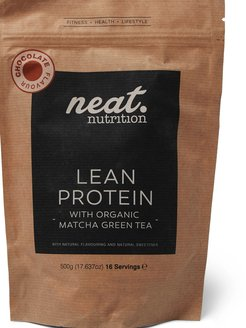 Lean Protein - Chocolate Flavour, 500g - Men - Colorless