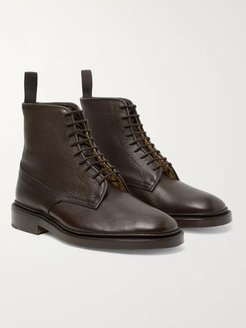 Anniversary Edition Cruiser Tramping Leather Boots - Men - Brown