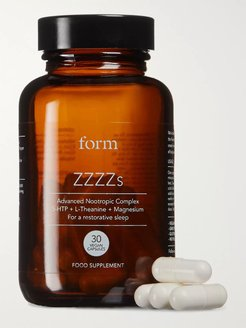 ZZZZs Supplement, 30 Capsules - Men - Colorless