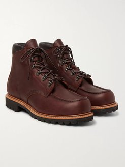2927 Sawmill Leather Boots - Men - Brown