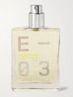 Escentric 03 - Vetiver, Mexican Lime and Ginger, 30ml - Men - Colorless