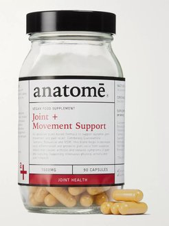 Joint and Movement Support, 90 Capsules - Men - Colorless