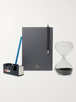 Office Desk Set - Men - Multi