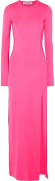 Fallon Stretch-jersey Gown - Pink