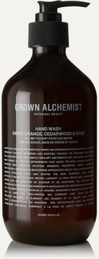Hand Wash, 500ml - Colorless