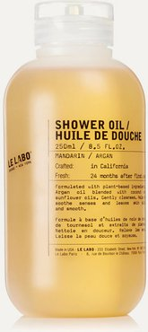 Shower Oil, 250ml - Colorless