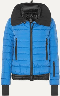 Vonne Quilted Shell Down Jacket - Blue