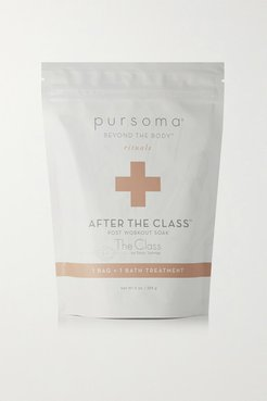 After The Class Bath Soak, 255g - Colorless