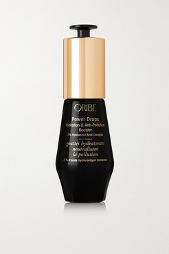 Power Drops Hydration & Anti-pollution Booster, 30ml - Colorless