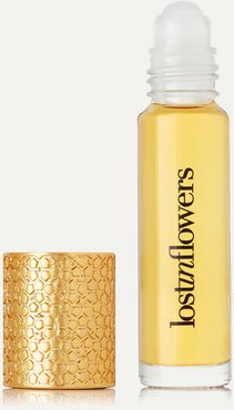 Perfume Oil Roll-on - Lostinflowers, 10ml