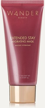 Extended Stay Hydrating Mask, 60ml - Colorless