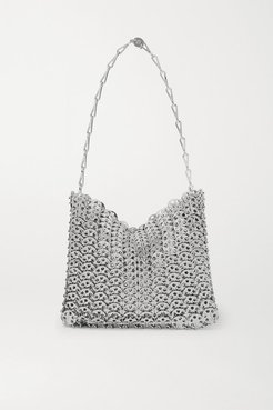 1969 Chainmail Shoulder Bag - Silver