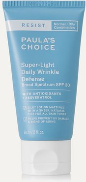Resist Anti-aging Tinted Moisturizer Spf30, 60ml - Colorless