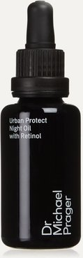 Urban Protect Night Oil, 30ml - Colorless